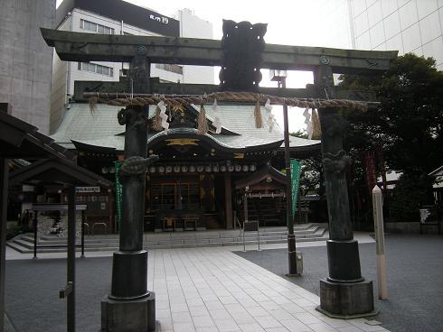 虎ノ門 金毘羅宮①.JPG